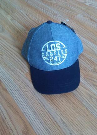 Бейсболка кепка фирмы f&f