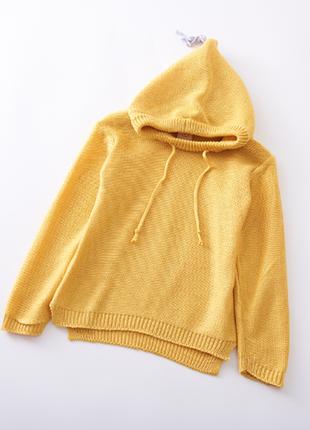Новый шикарный детский песочный свитер