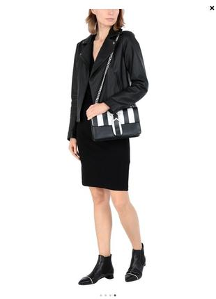 Итальянская сумка marc ellis из натуральной кожи