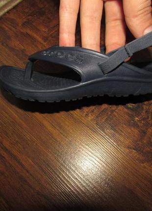 Crocs босоніжки