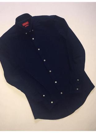 Сорочка. бренд zara. size s. slim fit. в ідеальному стані.