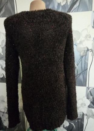 Кофта свитер травка2 фото