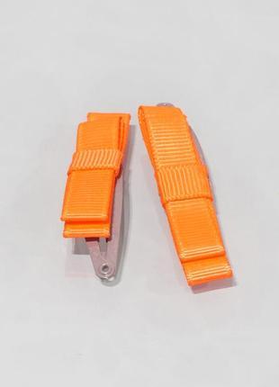 Оригинальный набор заколок для волос-бантики от бренда cos разм. one size