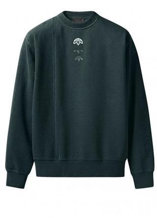 Реглан мужской cb pullover by alexander wang adidas cg2013, есть все размеры