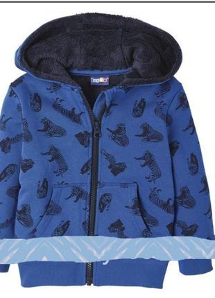 Куртка меховушка толстовка фирмы lupilu