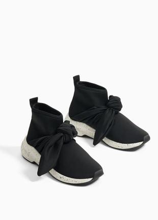 Кроссовки-носки от zara kids