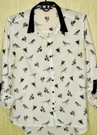 Рубашка с узором