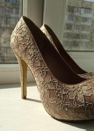 Туфли женские dorothy perkins 39р! англия!