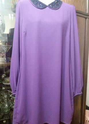 Нарядное платье -peacocks---12р