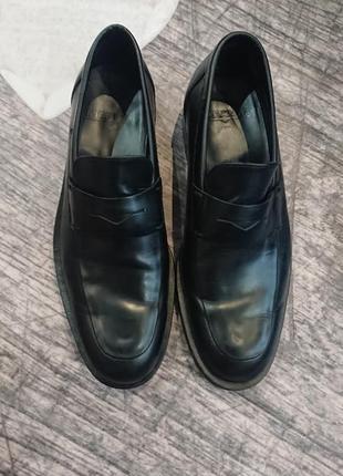 Туфли лоферы lottusse 41-42