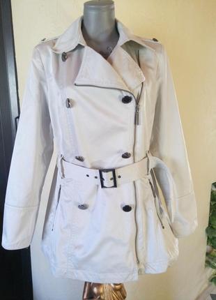 Крутой бренд,качество,куртка,тренч,батал