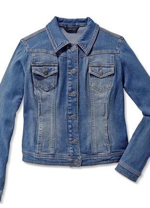 Джинсовая куртка tcm tchibo
