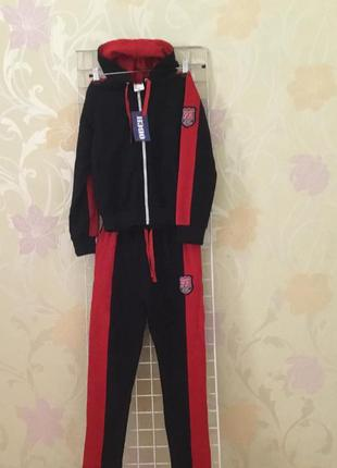 Спортивный костюм для девочек на рост 116,122,128,134,140