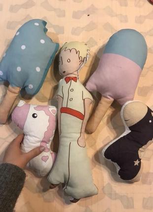 Подушки - игрушки для детской