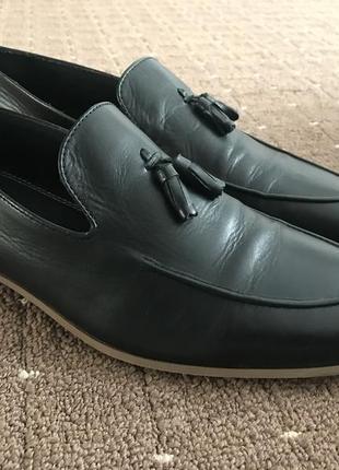 Туфли лоферы шофери туфлі