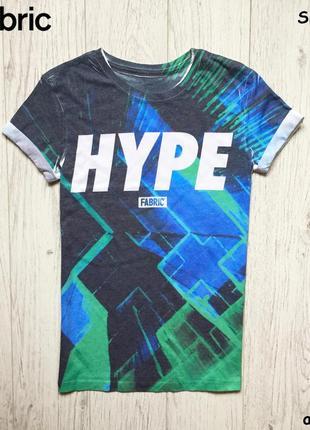 Мужская футболка fabric - hype