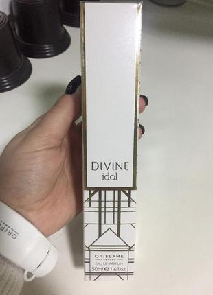 Парфюмерная вода divine idol [дивайн айдол]
