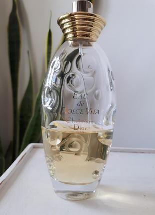 Духи eau dolce vita christian dior (тестр)
