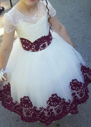 Выпускное,бальное платье