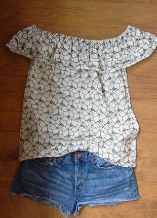 Летняя блузочка