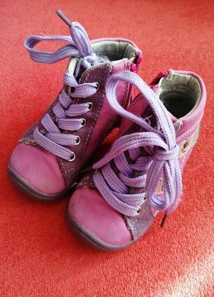 Демісезонні черевички 20 розміру