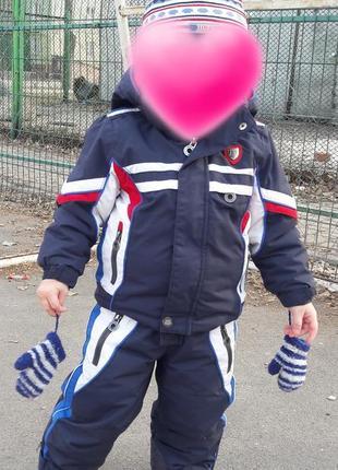 Зимний комбинезон chicco