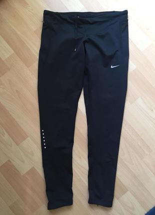 Спортивные лосины штаны nike