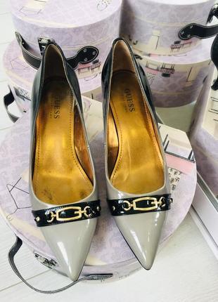 Guess туфли лодочки в цвете амбре2 фото