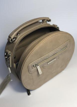 Улюблена кругла сумка david jones