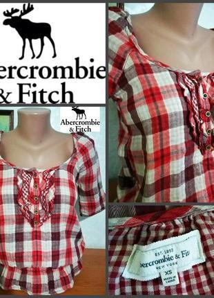 Блуза от abercombie & finch, оригинал, р. хs