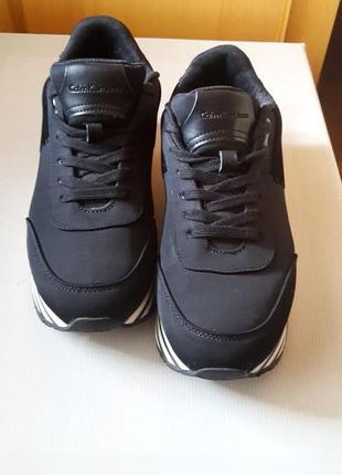 Черные кроссовки calvin klein оригинал