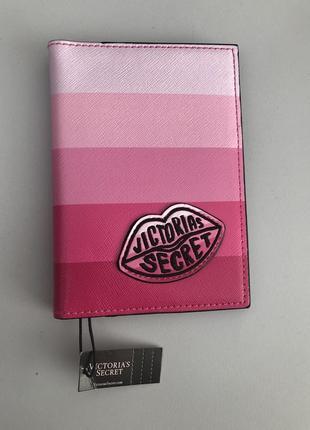 Обложка для паспорта victoria secret виктория сикрет