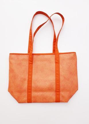 Кораловая сумка donna