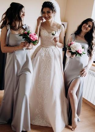 Плаття для дружки, сукня для дружок