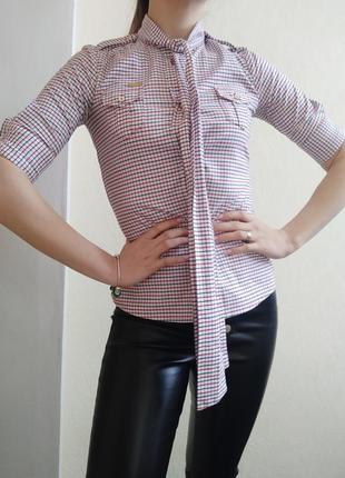 f732c8b5e24d7d9 Женские рубашки и блузки Dsquared 2019 - купить недорого вещи в ...