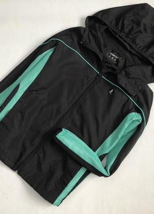 Стильная спортивная куртка ветровка atm