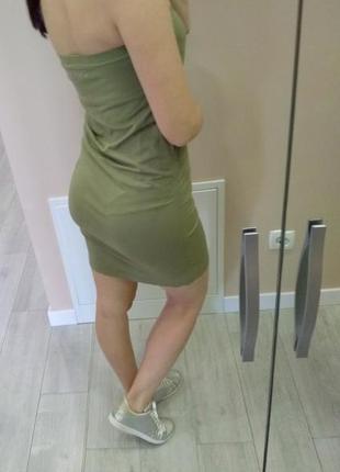 Платья хаккі