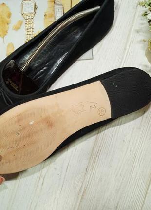 Tcm. кожа. комфортные базовые туфли на низком ходу2 фото