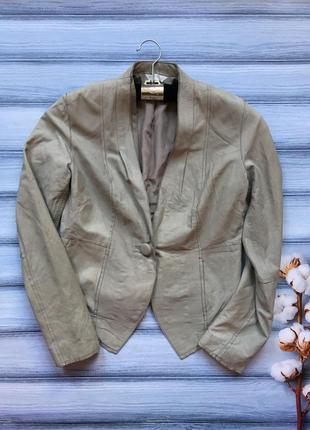 Стильна куртка-піджак promod