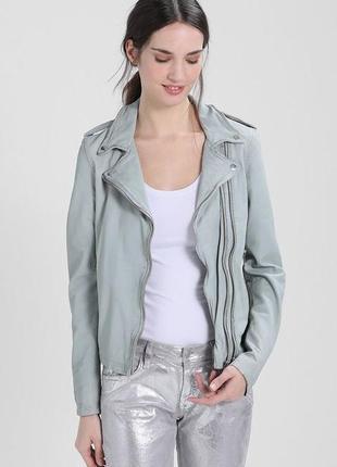 Кожаная куртка -косуха goosecraft biker