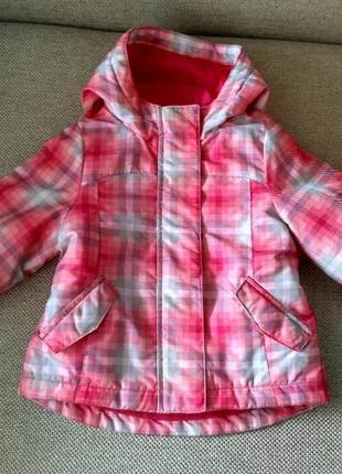 Курточка 3 в 1 демисезонная еврозима cherokee 18m куртка демісезонна