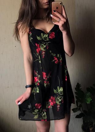 Шикарная ночнушка (платье, пеньюар, пижама, белье)