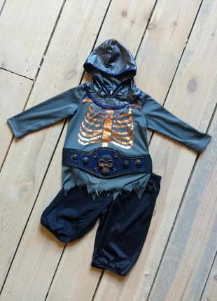Карнавальный костюм рыцарь зомби 3-4 года на хэллоуин