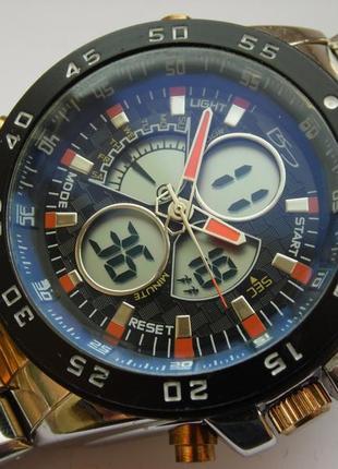 Daniel steiger многофункциональные гибридные мужские часы из сша