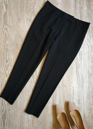 Зауженные укороченные брюки george размер 12