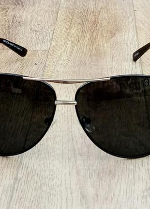 Gucci очки капли мужские солнцезащитные поляризированые