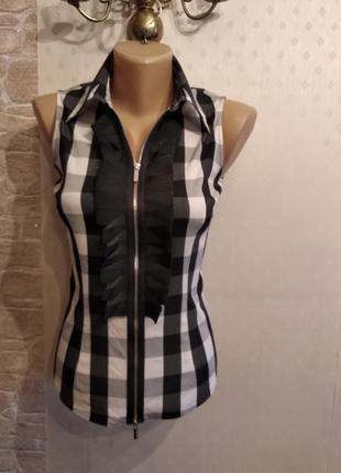 Блуза рубашка  karen millen
