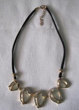40 бижутерия, колье, ожерелье