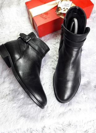 Ботинки lasocki кожа