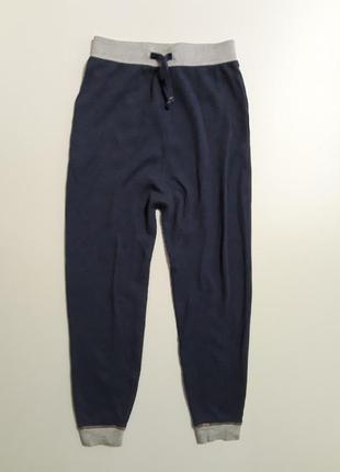 Фирменные трикотажные штаны 11-12 лет